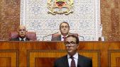 parlement_-_presentation_loi_de_finance_-_Mohamed bousaid_devant_les_deux_chambres