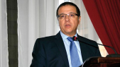 Mohamed Boussaid, ministre des Finances.