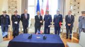 Moulay Rachid-Livraison frégate Mohammed VI