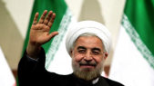 Hassan Rouhani président Iran