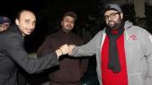 Dong Bigg, Muslim et Omar Bennis (Coca Maroc)