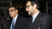 Fayçal Laraichi et Salim Cheikh