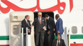 Roi Mohammed VI avion