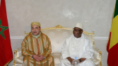 Arrivée de SM le Roi Mohammed VI à Bamako Mali