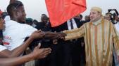 Mohammed VI Mali fev 2014