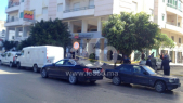 braquage Tanger convoyeur de fonds