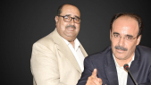 Lachgar et Ilias el Omari