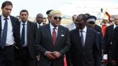Mohammed VI et Ouattara
