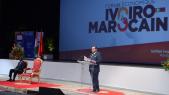 Mohammed VI Abidjan - Forum économique Maroc-Cote d'ivoire
