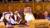 Khaled Bin Mohamed el-Attiyah,  ministre des Affaires étrangères Qatar