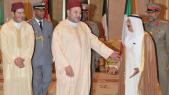 L'Emir de l'Etat du Koweït, Cheikh Sabah Al Ahmad Al Jaber Al Sabah.