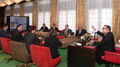 Roi Mohammed VI- Réunion plan solaire 17 mars 2014