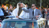 Mohammed VI - Cheikh Tamim Ben Hamad Al-Thani