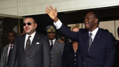 Roi Mohammed VI Al Assane Ouattara