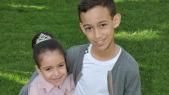 Moulay Hassan et Lalla Khadija
