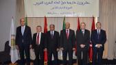 Ministres Maghreb des Affaires étrangères