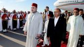 Roi Mohammed VI Tunisie