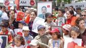 La marche du 16 mai