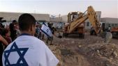 Colonie juive Cijordanie