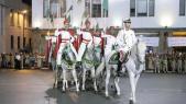 Parade fete du trone