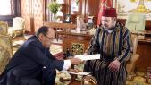 Lettre président Mauritanie Mohamed Oueld Abdelaziz-Mohammed VI