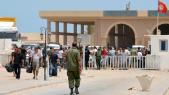 Ras Jdir frontière Libye