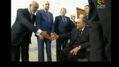 Abdelaziz Bouteflika et Abdelaziz Belkhadem