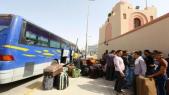 Marocains libye