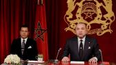 Discours Mohammed VI-Révolution du roi et du peuple-2014