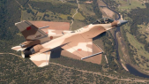 F16 falcon frégate