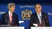 Mezouar avec John Kerry