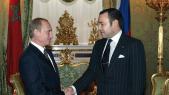 Mohammed VI-V.Poutine