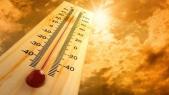 Météo Hausse température