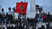 Marocains-Libye