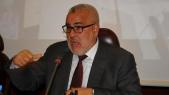 Abdelilah Benkirane, chef du gouvernement.