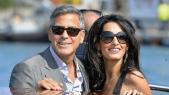 Clooney et Alamuddin