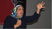 Bassima Hakkaoui, ministre de la Solidarité, de la femme et de la famille.