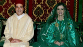Moulay Rachid et Lalla Oum Kalthoum