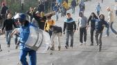 Algérie émeute