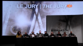 Cover Video - conférence de presse du jury de la14 éme festival marrakech