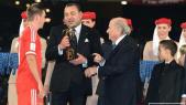 Mondialito Moulay hassan et Mohammed VI