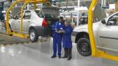 Usine Renault Tanger Med Automobile