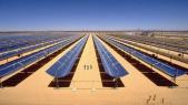 parc solaire ouazazate