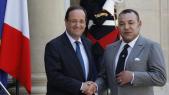 François Hollande Mohammed VI