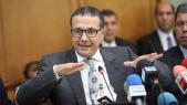 Mohamed Boussaid ministre de l'Économie et des FInances