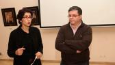 Zhor Rehihil Conservatrice du Musée Juif de Casablanca.Younes LAGHRARI Realisateur