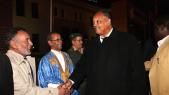 Jesse Jackson 1er afro-américain a etre candidat a la présidence des Etats-Unis et les notables de Dakhla