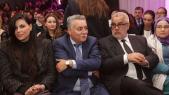 Mme et Mr Mohamed Nabil Benabdellah et Mr Abdelilah Benkirane