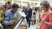 Reine Sofia gastronomie marocaine