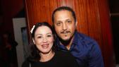 Sana Akroud,Actrice et Mohammed Marouazi,comédien,producteur,réalisateur et monteur de film.